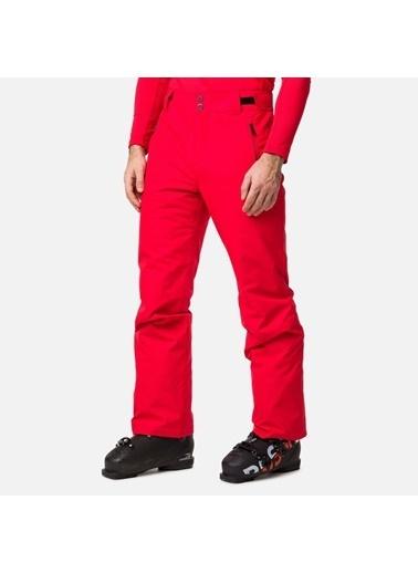 Rossignol Rossıgnol Rapıde Erkek Kayak Pantolonu Kırmızı